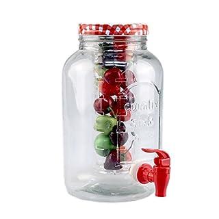 Anitex Drinks Dispenser 27x12x12 cm transparent