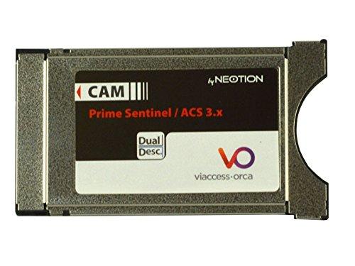 CI-Modul Viaccess Secure CAM ACS 4.1 @Smit für Verschlüsselte Sender Smit NEU