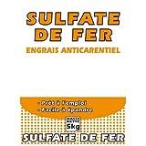 Brico-materiaux - Sulfate de fer fluidisé / Sac 5 kg