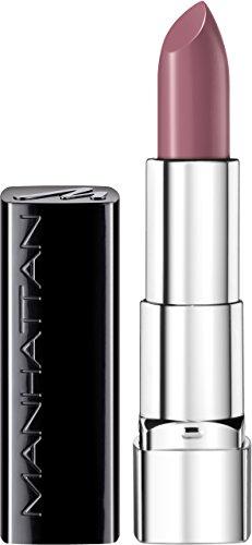 Manhattan Moisture Renew Lipstick, Farbe 920 Vintage Pink, cremiger Lippenstift,...