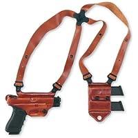 Galco Miami Classic II sistema a spalla per & K h USP Compact 9/40 A, colore: marrone