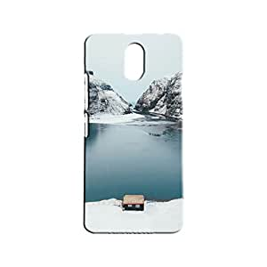 BLUEDIO Designer Printed Back case cover for Lenovo P1M - G2457