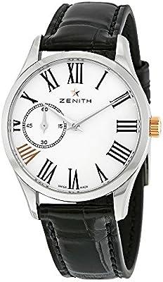CENIT Capitán Ultra fino reloj de pulsera automático 03230268133C714
