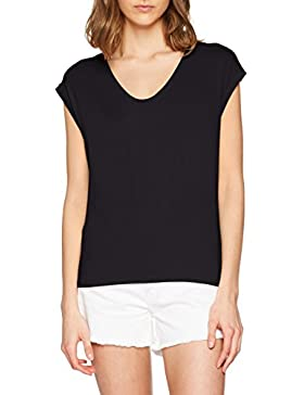 ONLY NOS Onlsannie S/S Plain Top Jrs, Camiseta para Mujer