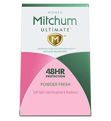 Mitchum Ultimate Powder Fresh Cream 45g