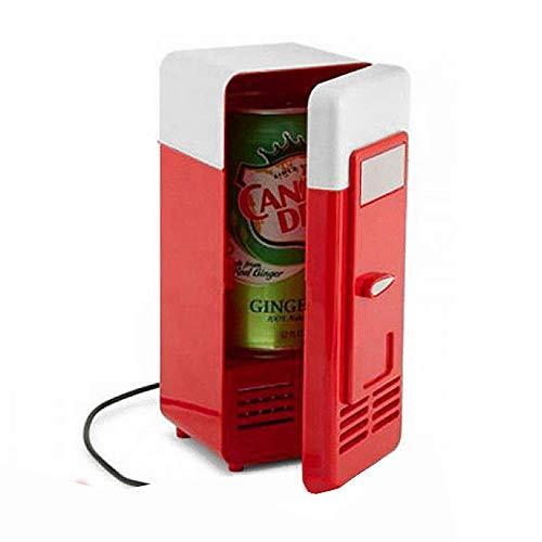 NCBH Refrigerador Compacto y silencioso, Mini refrigerador para el refrigerador y Calentador...