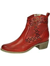 c8a4c4d498b Amazon.es  Botas Cowboy Mujer - Piel  Zapatos y complementos