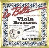 La Bella Viola braguesa 10cordes en 5Courses Boucle Double