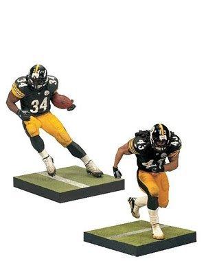 McFarlane NFL 2-Pack MENDENHALL & POLAMALU - Pittsburgh Steelers (Steelers Mcfarlane)