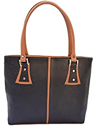 Kézitáska Women Top Handle Satchel Handbags Shoulder Bag Top Purse Messenger Tote Bag Travel Duffle Bag - B077CNYQ6Q