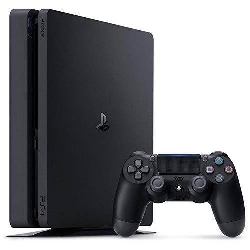 Playstation Sony 4, 500GB Slim System [CUH-2215AB01], Schwarz, 3003347 (erneuert)