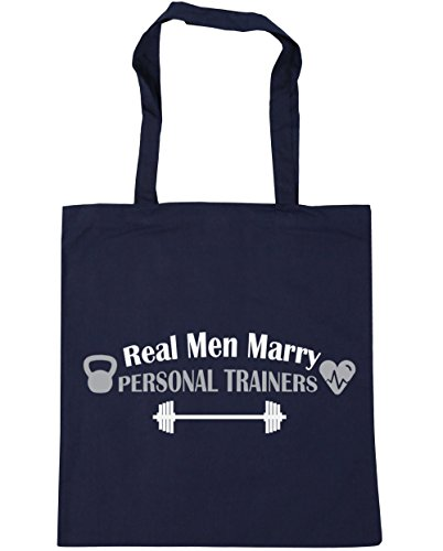 Trainern 38 38 hippowarehouse Tote Navy 42 cm Shopping Real Marry Gym Persönlichen French Beach Bag Men 10 Liter 6PrIqxHnP