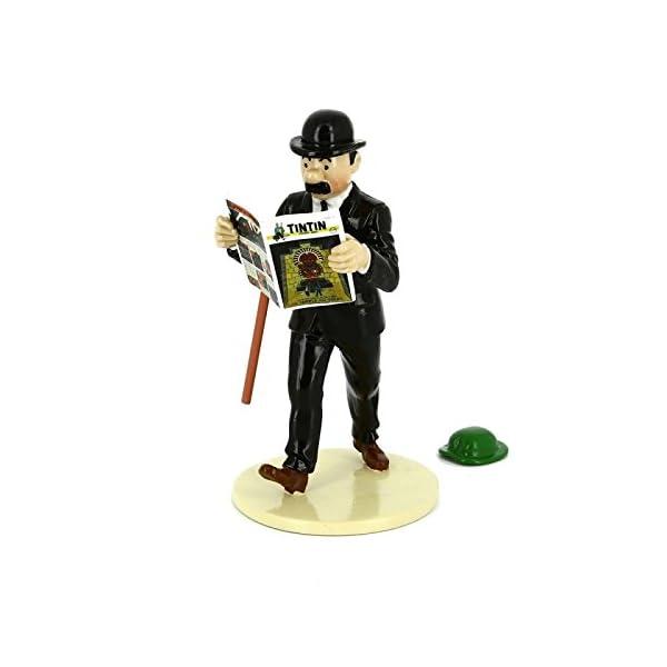 """Figura Fernández con el sombrero de Tornasol """"Lisez Tintin"""" 46302 (2016) 1"""