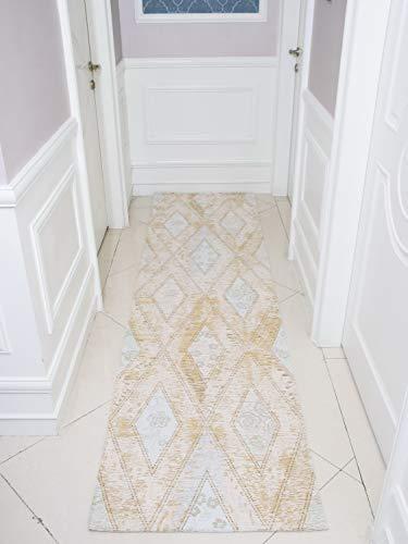 8 Gewebten Teppich (Amida Klassische Vintage Design Bereich Teppich für Home Runner Waschbar 28