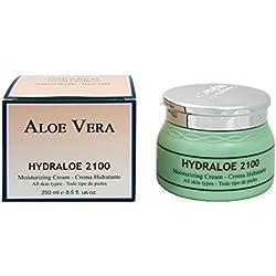 Canarias Cosmetics Aloe Vera Hydraloe 2100 giorno idratante crema 250 ml