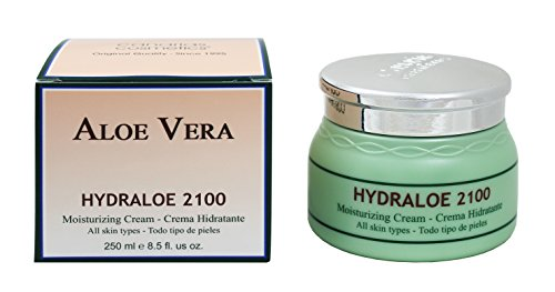Canarias Cosmetics Hydraloe 2100 Creme, 1er Pack (1 x 250 g)