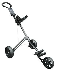 iCart: Zero - 3 Wheel Trolley Silver