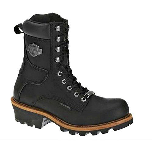 harley-davidson-tyson-mens-leather-biker-boots-black-42