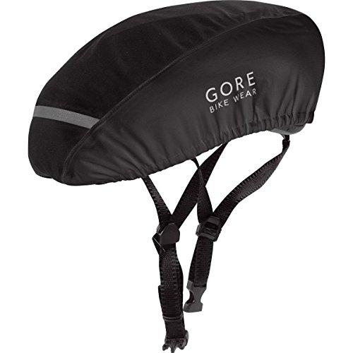 Gore Bike Wear Universal 2.0 Gore-Tex - Cubrecasco unisex, color negro, talla 54-58