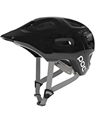 POC, Casco bicicletta Trabec, Nero (uranium black), XS/S
