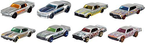 Hot Wheels Vehículos Básicos 50 Aniversario (Mattel FRN23)