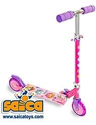 Patrulla Canina - Patinete con 2 ruedas para niña (Saica 2202)