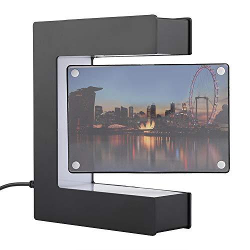 Marco fotos magnético forma E luz LED nivelación