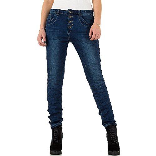 iTaL-dESiGn -  Jeans  - boyfriend - Donna Blau
