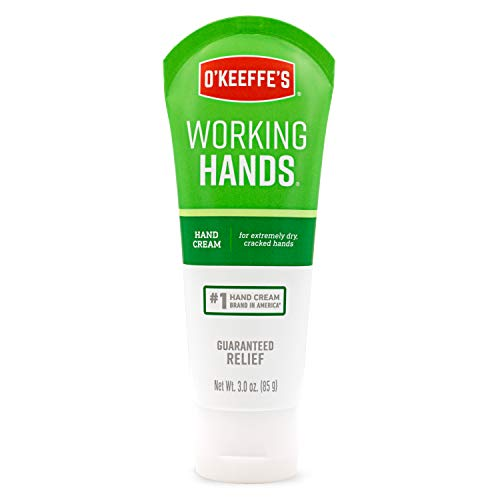 Working Hands hand care cream for Gymnasts in TUBE
