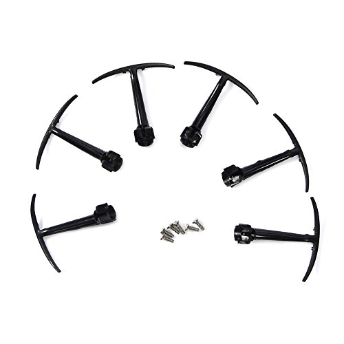 Charming Distant Management Plane Toy Equipment Helicopter Propeller Protecter to JJR/C H20 RC 6pcs JJRC H20 Safety Ring for JJR/C H20C RC Quadcopter  Critiques