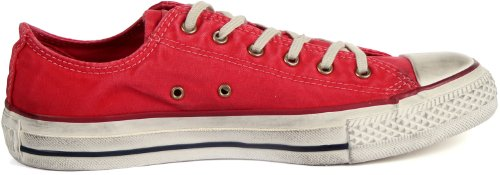 Converse Herren Sneakers All Star OX Rot / Rot