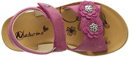 Naturino 5731 Baby Mädchen Sandalen Pink - Rosa (Fuchsia)