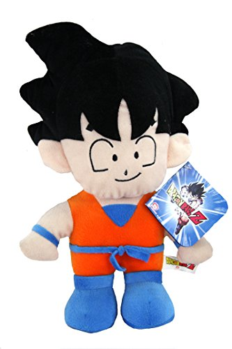 Peluche Gigante Dragon Ball Son Goku 33 cm