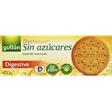 Diet Nature - Galletas Digestive - Caja 400 g - [pack de 5]