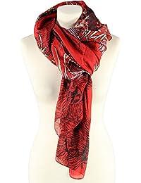 Passigatti Damen Seiden Schal
