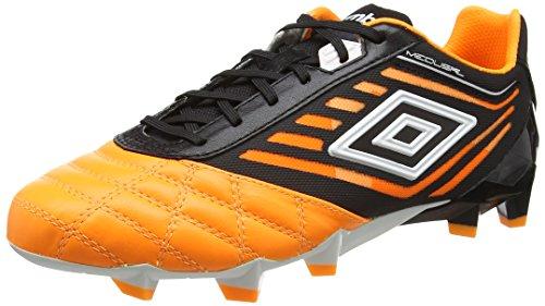 Umbro Medusæ Pro Hg, Chaussures de Football Homme Orange (Epy Orange Pop/White/Black)
