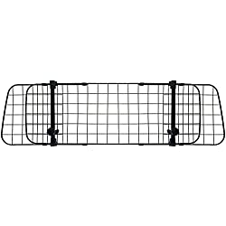 XtremeAuto® Fully Adjustable, Mesh Dog Guard for Rear/Boot / Trunk of car/vehicle