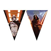 2.3m Star Wars 7 Bunting Flags