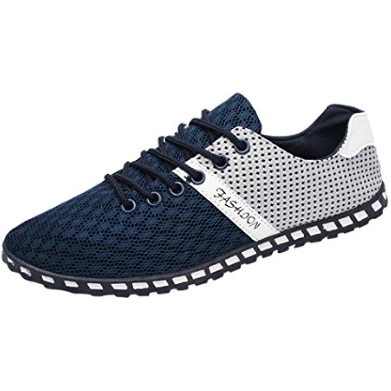 Chaussures de Sport Homme,Sonnena Chaussures en Baskets Respirantes Confortables en Chaussures Maille Espadrilles Chaussures... - B07CK2RJZF - f24e32