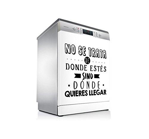 Setecientosgramos Vinilo Lavavajillas | Stickers Dishwasher