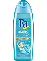 Fa Magic Oil Duschgel, Duft des Blauen Lotus, 6er Pack (6 x 250 ml)