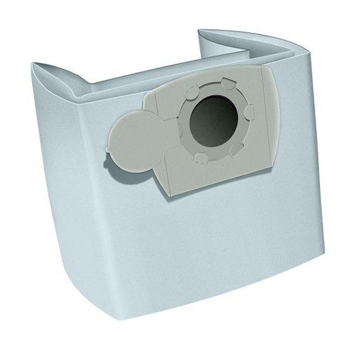 Swirl UNI 20 Net Staubsaugerbeutel für Einhell Staubsauger, saugstarke Industrie-/Baustaubsaugerbeutel, 3 Beutel