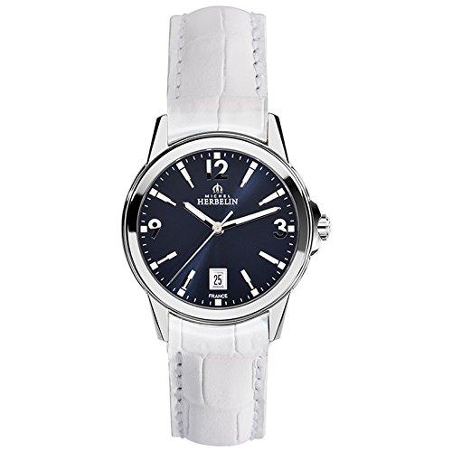Ladies Michel Herbelin Watch 14250/25BLA