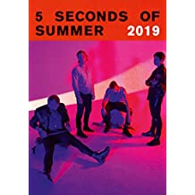 5 Seconds of Summer Official 2019 Calendar - A3 Wall Calenda