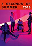 5 Seconds of Summer Official 2019 Calendar - A3 Wall Calendar Format