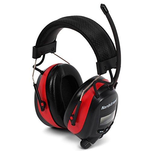Gehörschutz Radio Kapsel - NRR 25dB - Smartphone und MP3 Anschluss