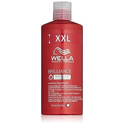 Wella Brilliance Shampoo für
