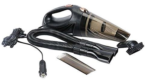 Aspirateur de Voiture, Outgeek Wet et Dry Portable Auto Aspirateurs à Main Aspirateur Portatif