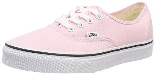 Vans Damen Authentic Sneakers, Black/Macaroons, Einheitsgröße