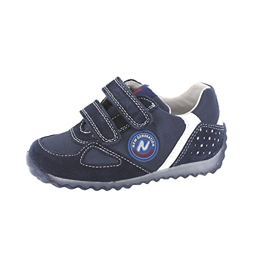 NaturinoNaturino Isao Vl. - Pantofole Bambino , blu (blu (blu)), 32